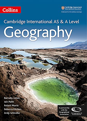 Cambridge International AS & A Level Geography Student's Book By Barnaby J. Lenon