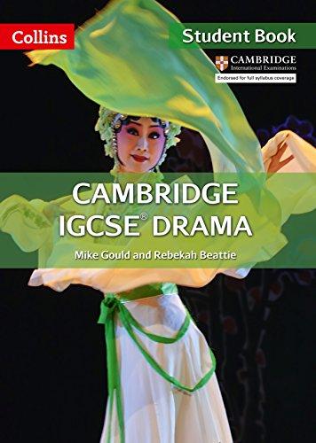 Cambridge IGCSE (TM) Drama Student's Book von Mike Gould