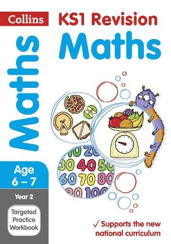 Year 2 Maths SATs Targeted Practice Workbook By Collins UK
