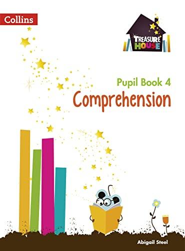 Comprehension Year 4 Pupil Book von Abigail Steel