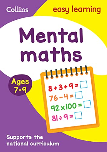 Mental Maths Ages 7-9 von Collins Easy Learning