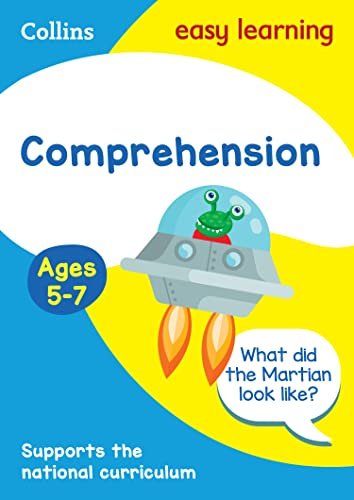Comprehension Ages 5-7 By Collins Easy Learning