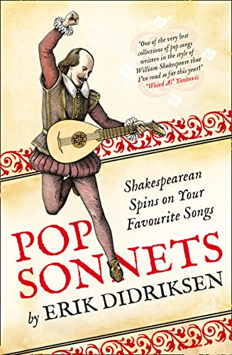 Pop Sonnets By Erik Didriksen