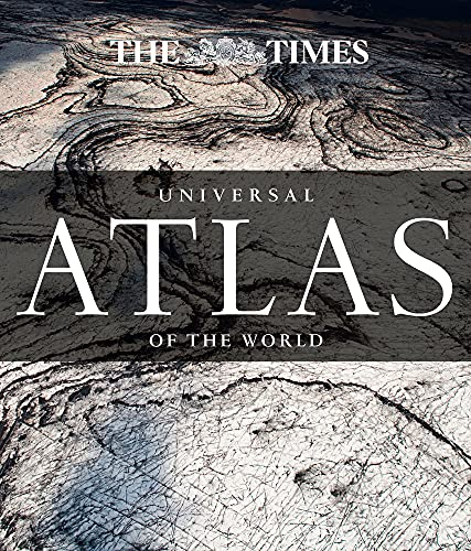 The Times Universal Atlas of the World By Times Atlases