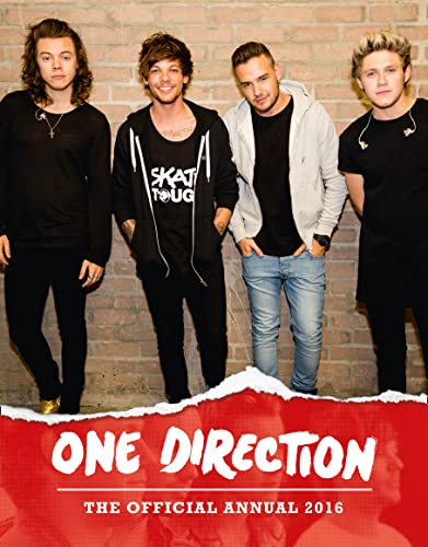 One Direction: The Official Annual: 2016 by One Direction
