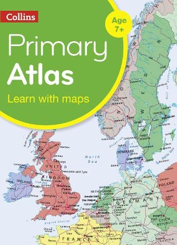 Collins Primary Atlas (Collins Primary Atlases) by Collins Maps
