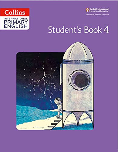 International Primary English Student's Book 4 By Catherine Baker