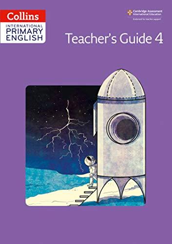 International Primary English Teacher's Book 4 By Catherine Baker