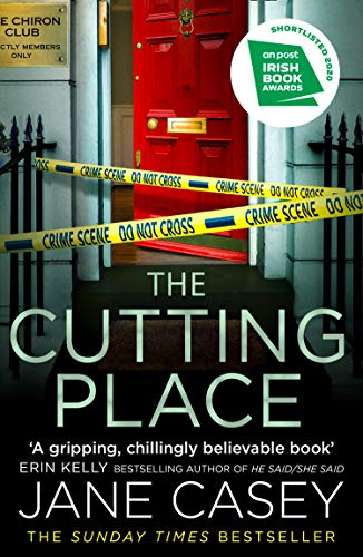 The Cutting Place By Jane Casey