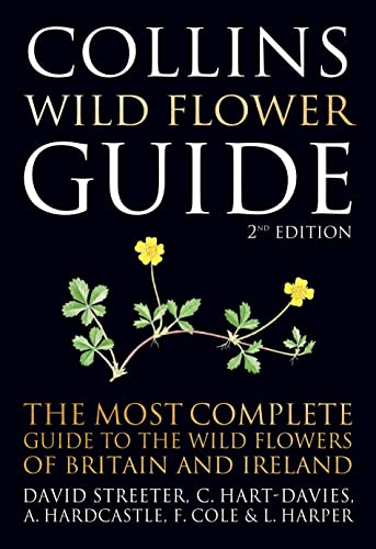 Collins Wild Flower Guide By David Streeter