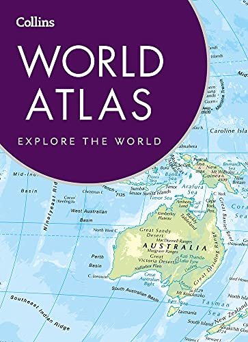 Collins World Atlas: Paperback Edition by Collins Maps