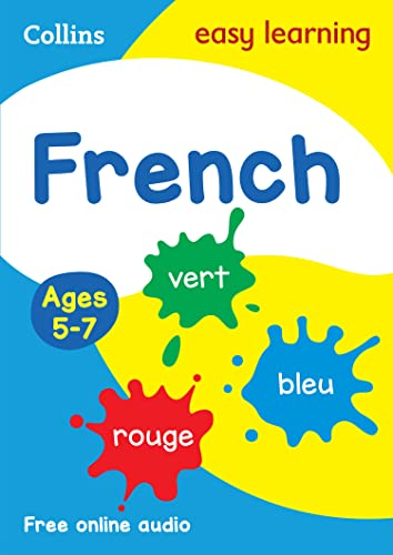 French Ages 5-7: New edition By Collins Easy Learning