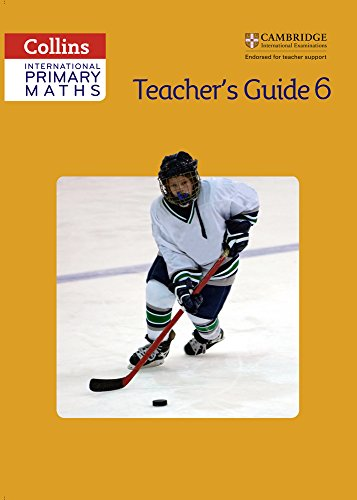Teacher's Guide 6 By Paul Wrangles