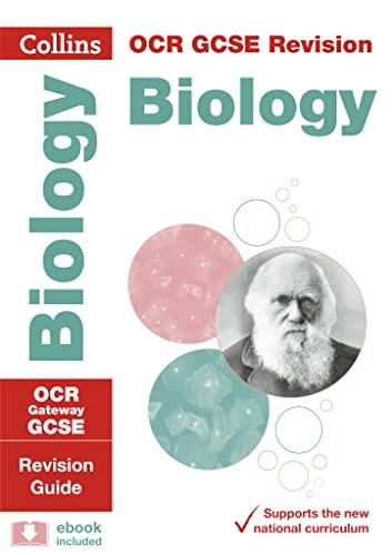 OCR Gateway GCSE 9-1 Biology Revision Guide By Collins GCSE