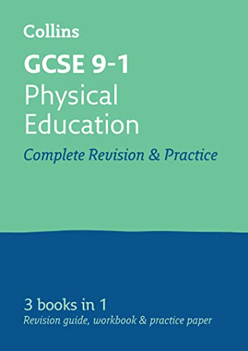 GCSE 9-1 Physical Education All-in-One Revision and Practice By Collins GCSE