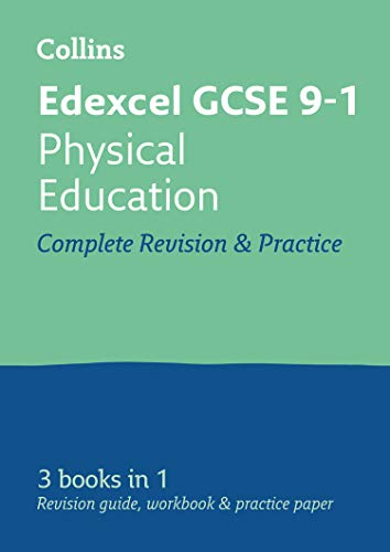 Edexcel GCSE 9-1 Physical Education All-in-One Complete Revision and Practice By Collins GCSE