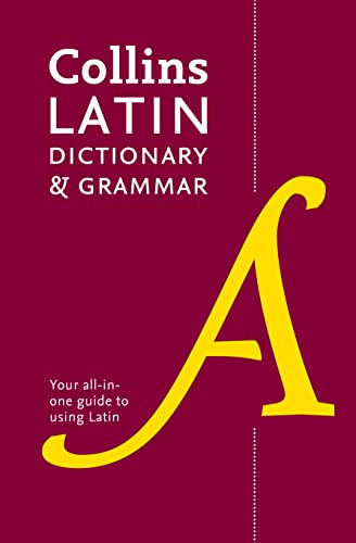 Collins Latin Dictionary and Grammar By Collins Dictionaries