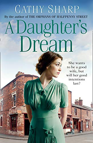 A Daughter's Dream By Cathy Sharp