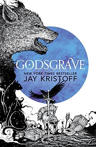 Godsgrave (The Nevernight Chronicle, Book 2) by Jay Kristoff