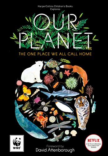 Our Planet By Matt Whyman