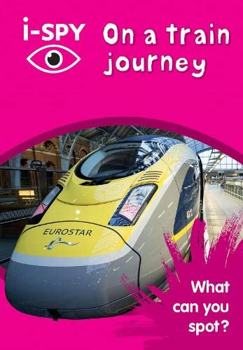 i-SPY On a train journey By i-SPY