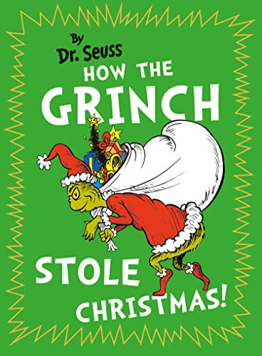 How the Grinch Stole Christmas! Pocket Edition By Dr. Seuss
