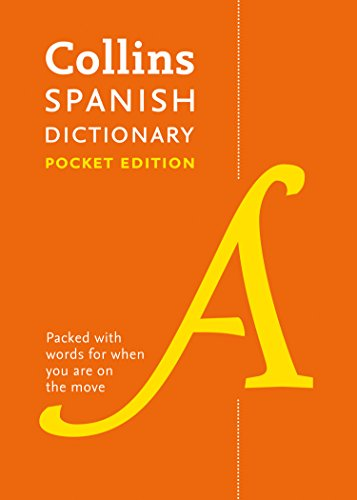 Collins Spanish Pocket Dictionary By Collins Dictionaries