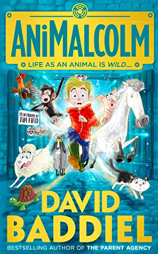 AniMalcolm By David Baddiel