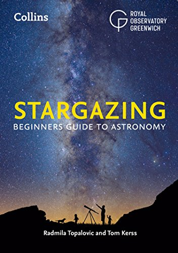 Collins Stargazing: Beginners guide to astronomy by Royal Observatory Greenwich