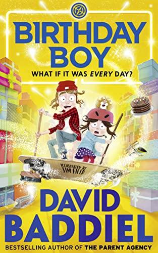 Birthday Boy By David Baddiel