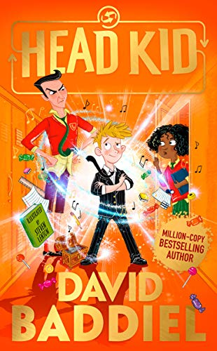 Head Kid By David Baddiel