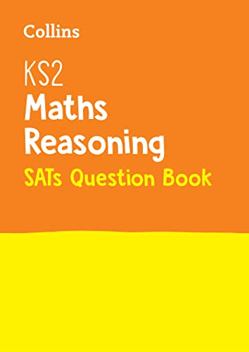 KS2 Maths - Reasoning SATs Question Book: 2019 tests (Collins KS2 SATs Practice) By Collins KS2