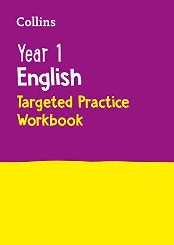 Year 1 English Targeted Practice Workbook von Collins KS1