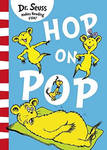 Hop On Pop By Dr. Seuss