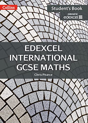 Edexcel International GCSE Maths Student Book von Chris Pearce