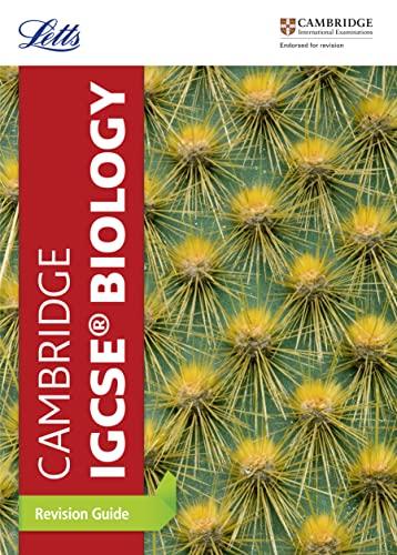 Cambridge IGCSE (TM) Biology Revision Guide von Letts Cambridge IGCSE