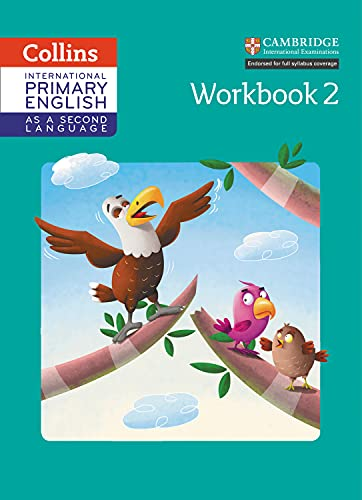 International Primary English as a Second Language Workbook Stage 2 By Daphne Paizee