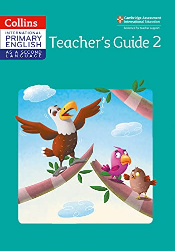 International Primary English as a Second Language Teacher Guide Stage 2 By Daphne Paizee