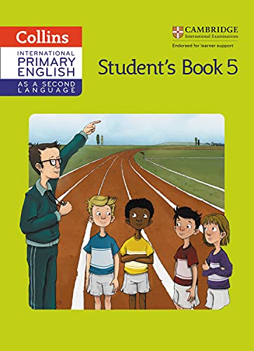 International Primary English as a Second Language Student's Book Stage 5 By Kathryn Gibbs