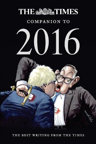 The Times Companion to 2016 By Edited by Ian Brunskill