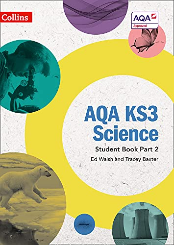 AQA KS3 Science Student Book Part 2 By Tracey Baxter