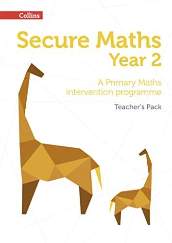 Secure Year 2 Maths Teacher's Pack By Paul Hodge