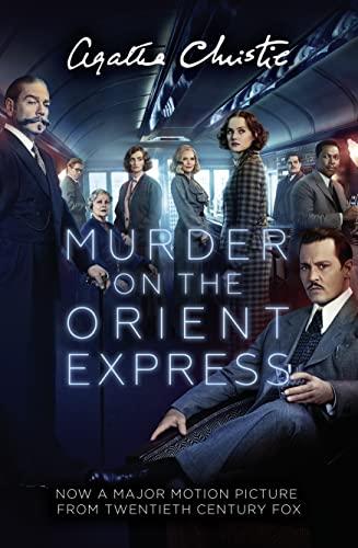 Murder on the Orient Express (Poirot) by Agatha Christie