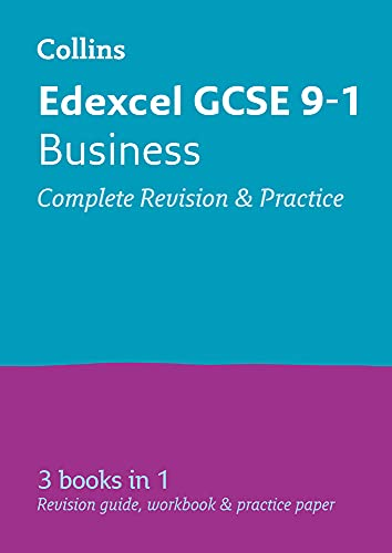 Edexcel GCSE 9-1 Business All-in-One Revision and Practice By Collins GCSE