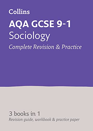Grade 9-1 GCSE Sociology AQA All-in-One Complete Revision and Practice (with free flashcard download) By Collins GCSE