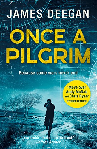 Once A Pilgrim By James Deegan