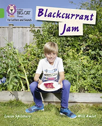 Blackcurrant Jam By Louise Spillsbury