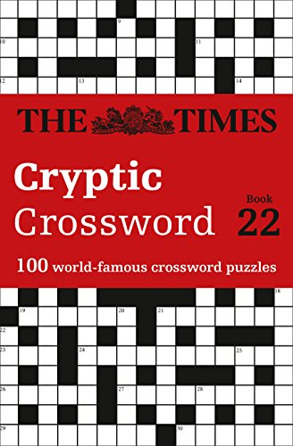 Times Cryptic Crossword Book 22 By The Times Mind Games