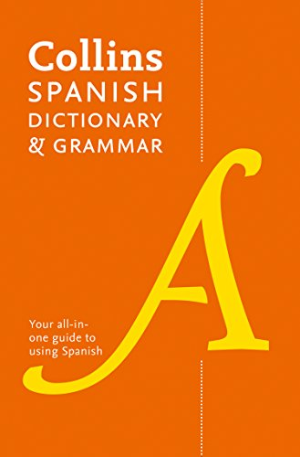 Spanish Dictionary and Grammar By Collins Dictionaries
