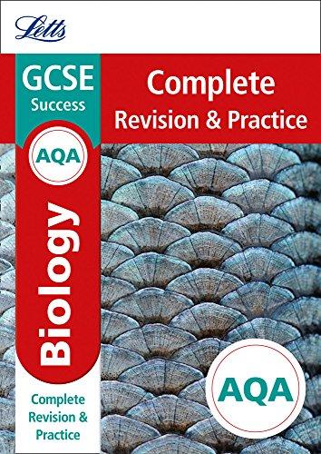 AQA GCSE 9-1 Biology Complete Revision & Practice By Letts GCSE